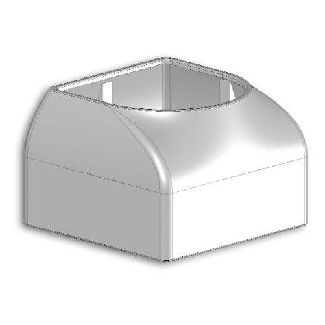 Cap for angular 43x43