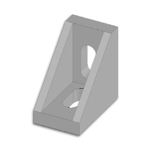 Clamping angles 25x40