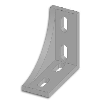 Clamping angles 27x59