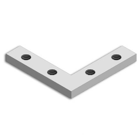 Angular joint 90 deg (8mm slot)