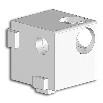 Cube joint 3V 30x30